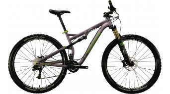 Salsa Horsethief 1 29 bici completa tamaño S gun metal gray Mod. 2014