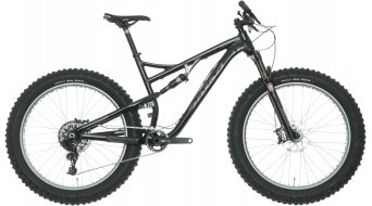 Salsa Bucksaw GX1 26 Fat bike bike black 2016