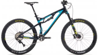 "Saracen Kili Flyer ELITE carbone 650B/27.5"" All Mountain vélo taille Mod. 2018"