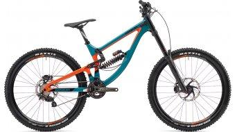 "Saracen Myst Pro Carbon 650B/27.5"" Downhill bici completa . mod. 2018"