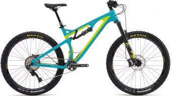 "Saracen Kili Flyer ELITE Womens Carbon 650B/27.5"" All Mountain Damen Komplettbike Mod. 2018"