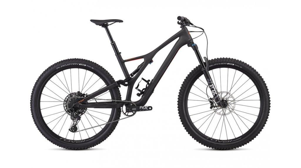 "Specialized Stumpjumper Comp Carbon 29"" MTB bici completa mis. L carbonio/rocket rosso mod. 2020- TESTBIKE"