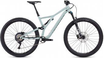 "Specialized Stumpjumper ST Comp Alloy 29"" VTT vélo taille white sage/black Mod. 2020"