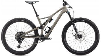 "Specialized Stumpjumper Pemberton Ltd. Edition 29"" MTB Komplettrad satin stone/ice blue/dusty turquoise Mod. 2020"