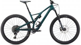 "Specialized Stumpjumper ST carbon Downieville Ltd 29"" MTB fiets jungle groen/metallic spruce model 2020"