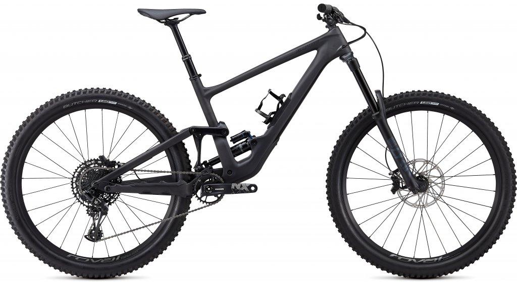 Specialized Enduro Comp Carbon 29 MTB Komplettrad Gr. S2 satin black/gloss black/charcoal Mod. 2021