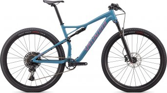 "Specialized Epic Comp 29"" VTT vélo taille S gloss storm gris/dusty lilac Mod. 2020"