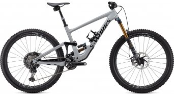 "Specialized S-Works Enduro 29"" MTB fiets gloss dove gray/gloss black/rocket red model 2020"