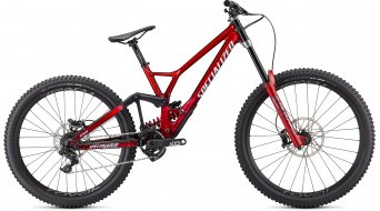 Specialized Demo Race 29/27.5 MTB bici completa gloss brushed/rojo tint/blanco Mod. 2021