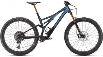 Specialized Stumpjumper na 29 horské kolo velikost S1 gloss cast blue mteallic/ice blue/carbon model 2021