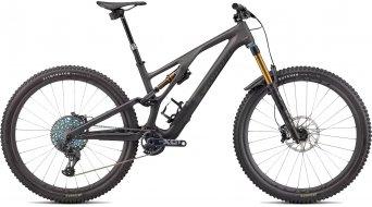 "Specialized S-Works Stumpjumper EVO 29"" VTT vélo Gr._S4_noir_liquid_métal/carbone/noir Mod. 2021"