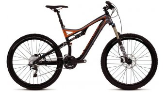 Specialized Stumpjumper FSR Elite Komplettbike black/neon red Mod. 2012