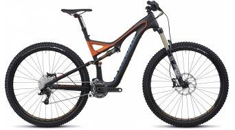 Specialized Stumpjumper FSR Expert Carbon Evo 29 Komplettbike charcoal/orange/cyan Mod. 2013