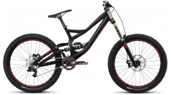 Specialized Demo 8 FSR II Komplettbike black/red Mod. 2013