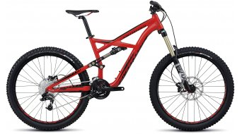 Specialized Enduro FSR Comp Komplettbike Gr. S red/black Mod. 2013