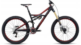 Specialized Enduro FSR Expert Evo Komplettbike Gr. S charcoal/red Mod. 2013