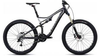 Specialized Stumpjumper FSR Comp Evo Komplettbike Gr. S charcoal/white/black Mod. 2013