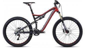 Specialized Stumpjumper FSR Elite Komplettbike red/charcoal/black Mod. 2013