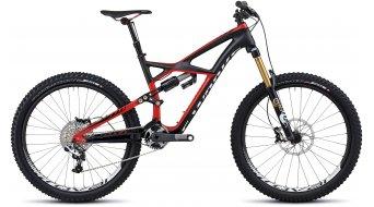 Specialized S-Works Enduro FSR Carbon Komplettbike carbon/red Mod. 2013