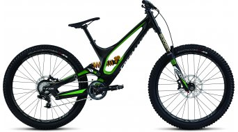 Specialized Demo 8 FSR I Carbon 650B MTB Komplettbike carbon/green/white Mod. 2015
