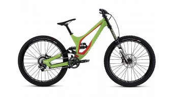 Specialized Demo 8 FSR I 650B / 27.5 MTB Komplettbike gloss monster green/rocket red/white Mod. 2017