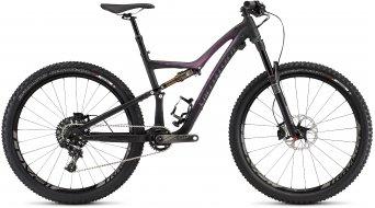Specialized Rumor FSR Expert 650B / 27.5 MTB Komplettbike Damen-Rad Gr. L satin black/charcoal/bright pink Mod. 2016