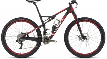 Specialized S-Works Epic FSR Carbon Di2 29 MTB Komplettbike Gr. S satin gloss carbon/flo red/white Mod. 2016