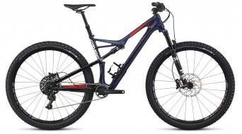 Specialized Camber FSR Expert Carbon 29 MTB Komplettbike Gr. S nibali blue/nordic red/metallic white Mod. 2017