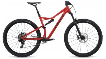 Specialized Stumpjumper FSR Comp 29 MTB Komplettbike Gr. S nordic red/black Mod. 2017