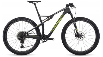 Specialized S-Works Epic FSR Carbon Worldcup 29 MTB Komplettbike carbon/hyper/white Mod. 2017