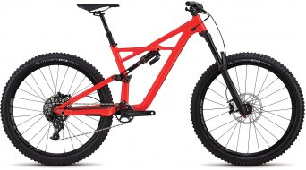 "Specialized Enduro FSR Comp 27.5"" MTB Komplettrad Gr. S rocket red/black Mod. 2018"