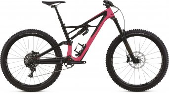 "Specialized Enduro FSR Elite Carbon 27.5"" MTB Komplettrad Gr. M acid pink/carbon Mod. 2018"