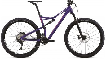 "Specialized Camber FSR Comp 2X 29"" MTB Komplettrad purple/white/acid pink Mod. 2018"