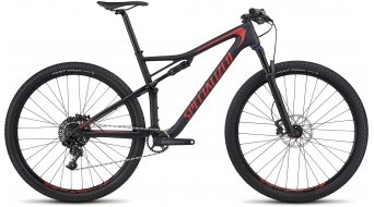 "Specialized Epic Comp Carbon 29"" MTB Komplettrad Gr. M black/flo red Mod. 2018 - TESTBIKE Nr. 11"