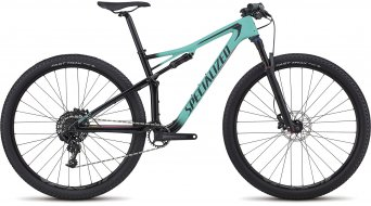 "Specialized Epic WMN Comp Carbon 29"" MTB Damen Komplettrad acid mint/tarmac black/acid pink Mod. 2018"