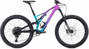 "Specialized Stumpjumper FSR Comp Carbon 12 Spd 650 B / 27.5"" MTB Damen Komplettrad mixtape Mod. 2019"