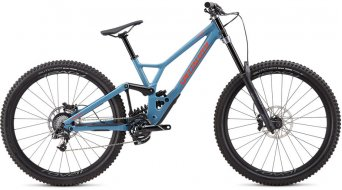 "Specialized Demo Expert 29"" MTB Komplettrad gloss storm grey/rocket red Mod. 2020"