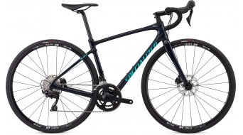 "Specialized Ruby Sport 28"" 女士 公路赛车 整车 型号 54 teal tint carbon/acid mint 款型 2019"