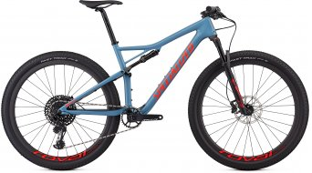"Specialized Epic Expert carbon 29"" MTB fiets maat L storm grey/rocket red model 2019"