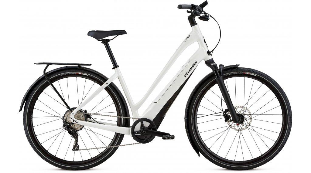 "Specialized Como 5.0 Low Entry 28"" E-Bike Komplettrad Gr. S metallic white silver/black Mod. 2019"