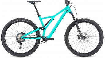 "Specialized Stumpjumper FSR Comp 29"" MTB Komplettrad Gr. S gloss satin / acid mint / black Mod. 2019"
