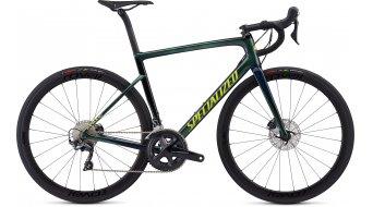 """Specialized Tarmac SL6 Expert disc 28"""" road bike bike 56 cmlngrn/cstblu/tarblk 2019"""