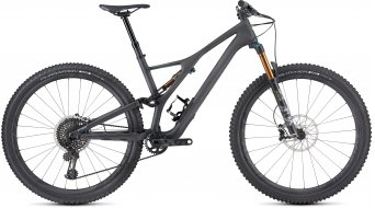 "Specialized S-Works Stumpjumper FSR ST Carbon 29"" MTB(山地) 整车 型号 satin/carbon/storm grey 款型 2019"