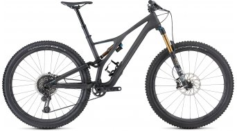 "Specialized S-Works Stumpjumper FSR carbone 29"" VTT vélo taille satin/carbone/storm grey Mod. 2019"