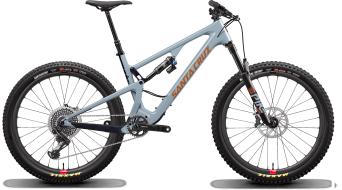 Santa Cruz 5010 3 CC 27.5+ MTB Komplettrad X01-Kit / Reserve-Laufräder M Mod. 2020