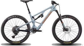 """Santa Cruz 5010 3 C 27.5"""" MTB Komplettrad S-Kit Gr. S robins egg Mod. 2020"""