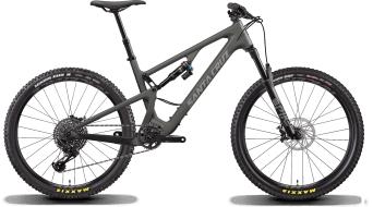 "Santa Cruz 5010 3 C 27.5"" MTB Komplettrad S-Kit Gr. S dark grey Mod. 2020"