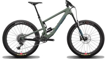 Santa Cruz Bronson 3 CC 27.5+ MTB bike X01- kit/Reserve- wheels size L mat olive 2020