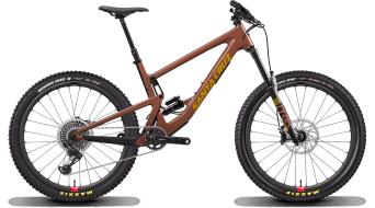 "Santa Cruz Bronson 3 CC 27.5"" MTB Komplettrad X01-Kit / Reserve-Laufräder Gr. S red tide Mod. 2020"
