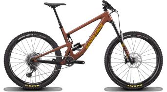 Santa Cruz Bronson 3 CC MTB Komplettrad X01-Kit Mod.